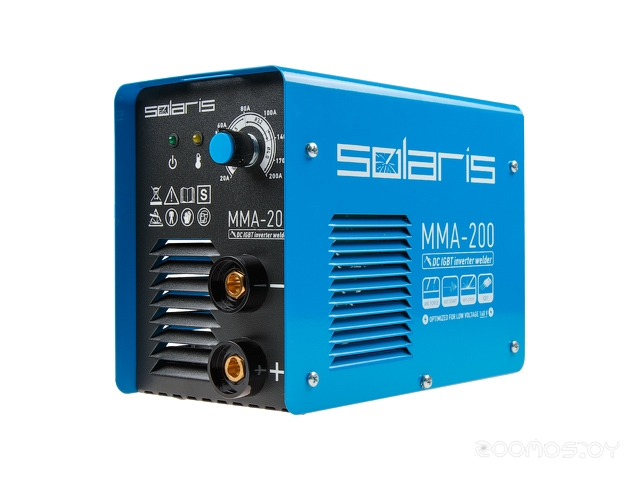 Сварочный инвертор Solaris MMA-200