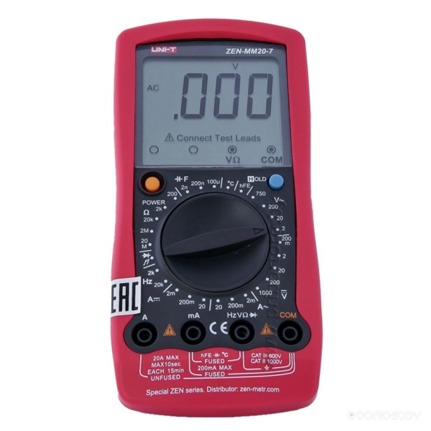 Мультиметр Uni-t ZEN-MM20-7