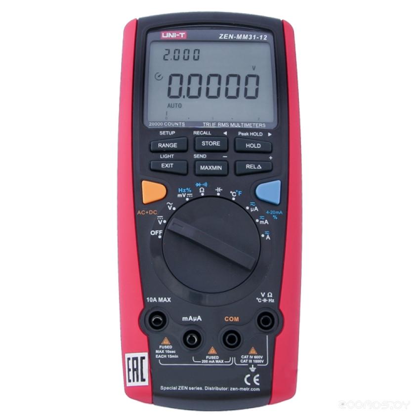 Мультиметр Uni-t ZEN-MM31-12
