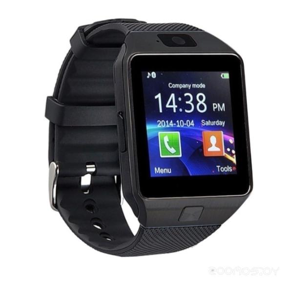 Умные часы Miru DZ09 (Black)