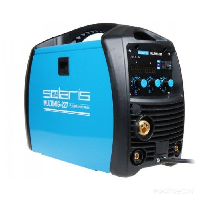 Сварочный инвертор Solaris Multimig-227