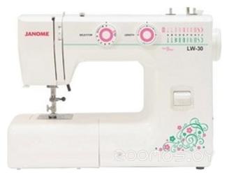 Швейная машина Janome LW-30