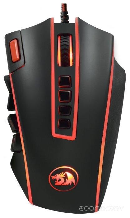 Redragon Legend Black-Red USB