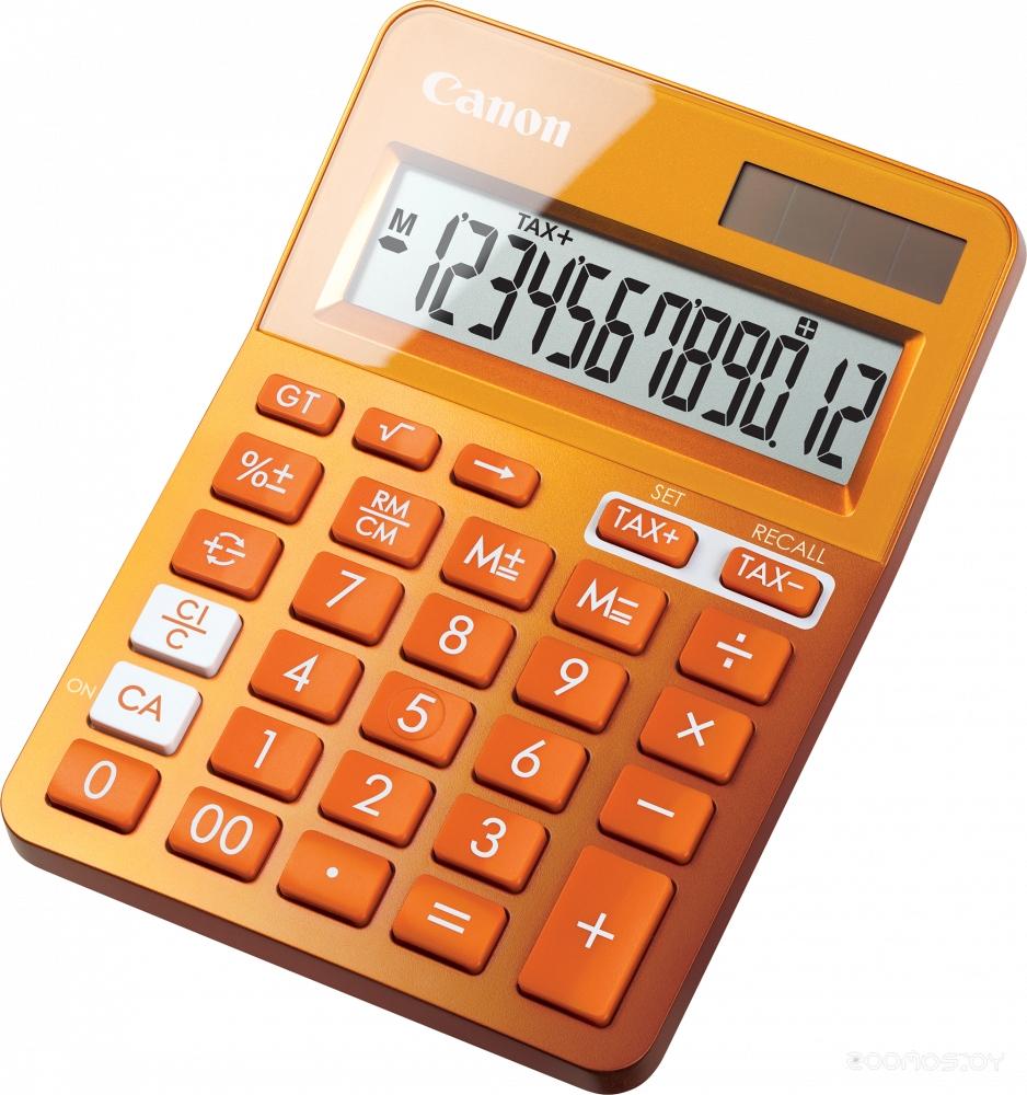 Калькулятор Canon LS-123K (Orange)