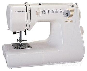 Швейная машина Janome Jem Gold 660 / JG 408