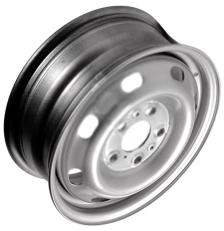 Eurodisk 65O68W 6x16/5x130 D78.1 ET68 Silver