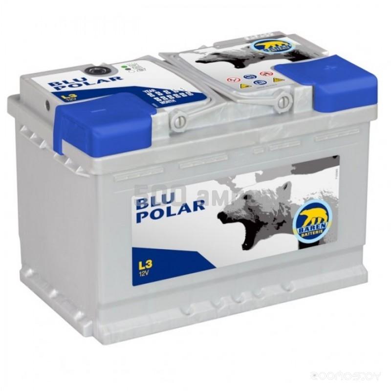 Автомобильный аккумулятор Baren Blu Polar (74 А/ч)