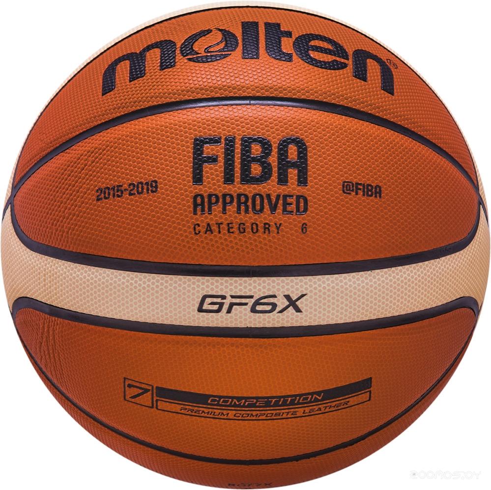 Мяч Molten BGF6X (размер 6)