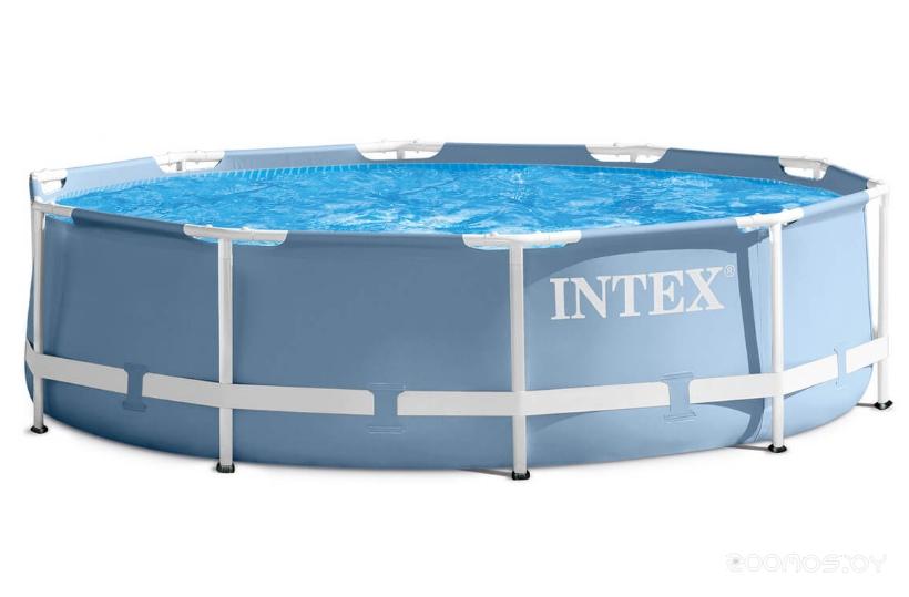 Каркасный бассейн INTEX Prism Frame 26720NP (427х107)