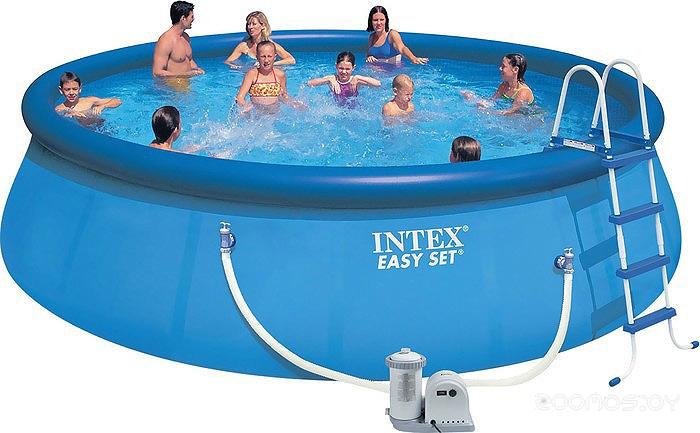 Надувной бассейн INTEX Easy Set 26176NP (549х122)