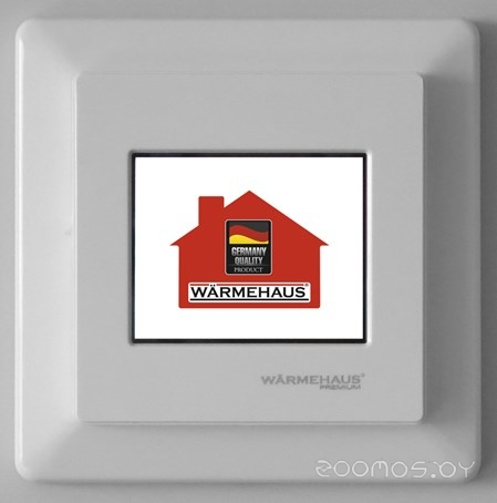 Терморегулятор Warmehaus WH500 Pro (White)