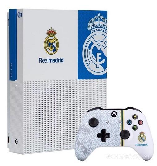 Игровая приставка Microsoft Xbox One S 1Tb Реал 1902 + Microsoft Xbox One Wireless Controller FC Real 1902
