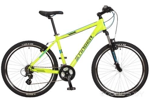 Велосипед Stinger Reload 26 (зеленый, 2018)