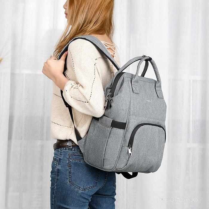 Рюкзак для ноутбука Tigernu T-B3358 (Light Grey)