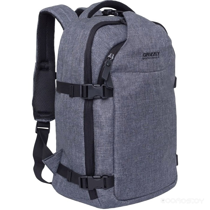 Рюкзак Grizzly RQ-914-1 17 (Grey)