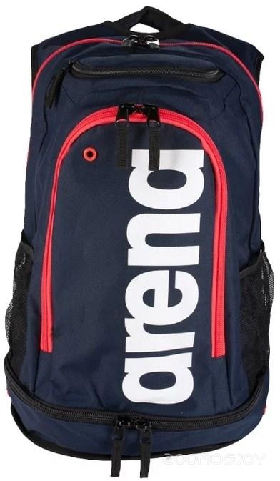 Рюкзак ARENA Fastpack Core (синий/красный)