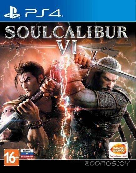 Bandai Namco SoulCalibur VI для PlayStation 4