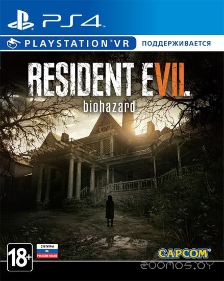 CAPCOM Resident Evil 7: Biohazard для PlayStation 4