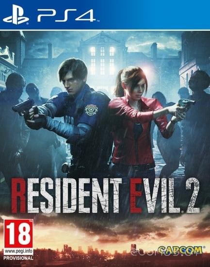 CAPCOM Resident Evil 2 для PlayStation 4