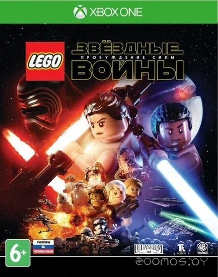TT Games LEGO Звездные войны: Пробуждение Силы для Xbox One
