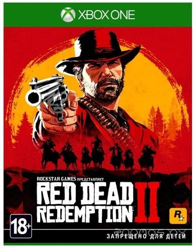 Rockstar Red Dead Redemption 2 для Xbox One