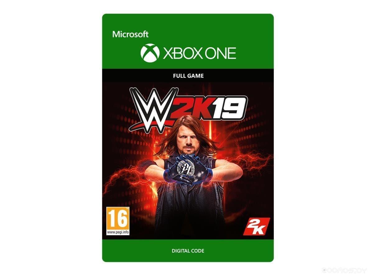 Visual Concepts WWE 2K19 для Xbox One