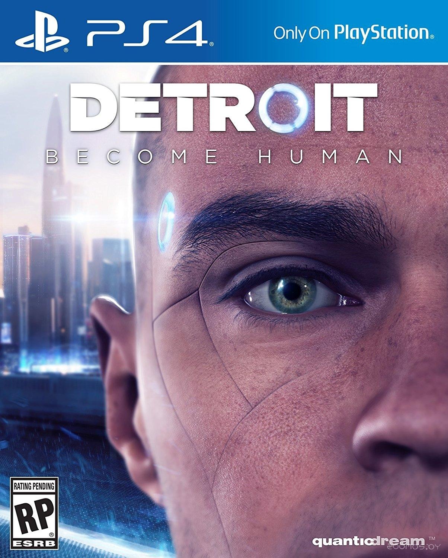 Quantic Dream Detroit: Become Human для PlayStation 4