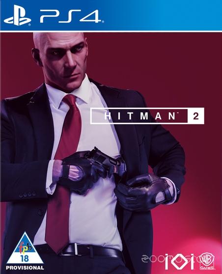 WARNER BROS. Hitman 2 для PlayStation 4