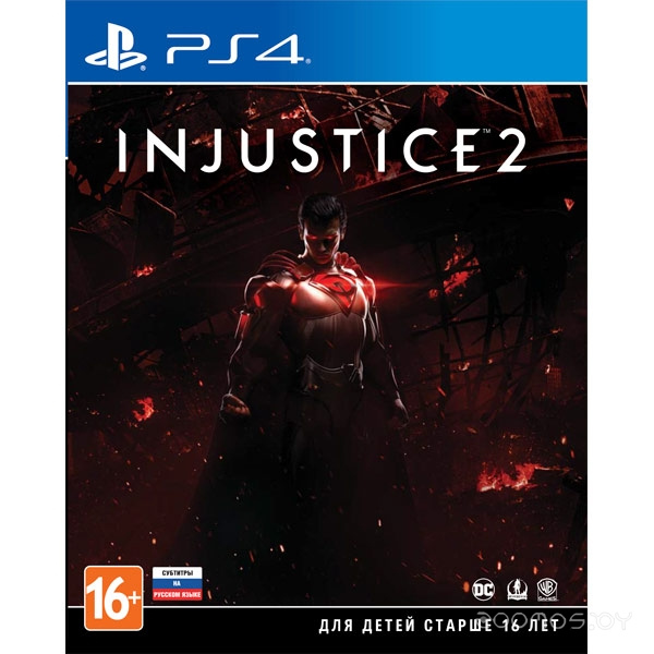 NetherRealm Studios Injustice 2 для PlayStation 4