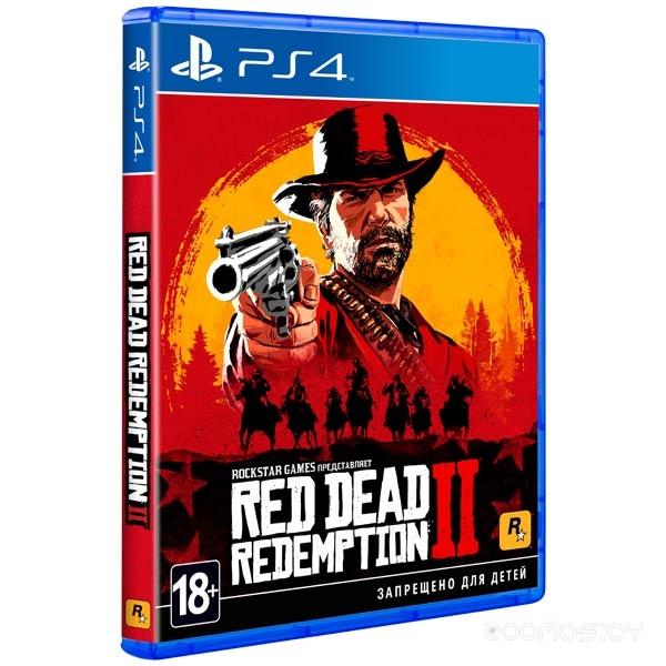 Rockstar Red Dead Redemption 2 для PlayStation 4