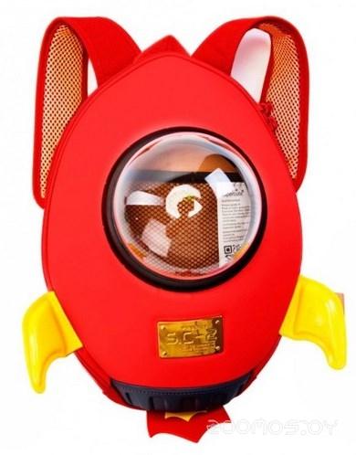 Рюкзак Bradex Ракета (красный)