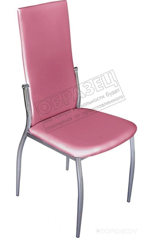 Стул Mio Tesoro Роза DC-048 (Pink-Chrom