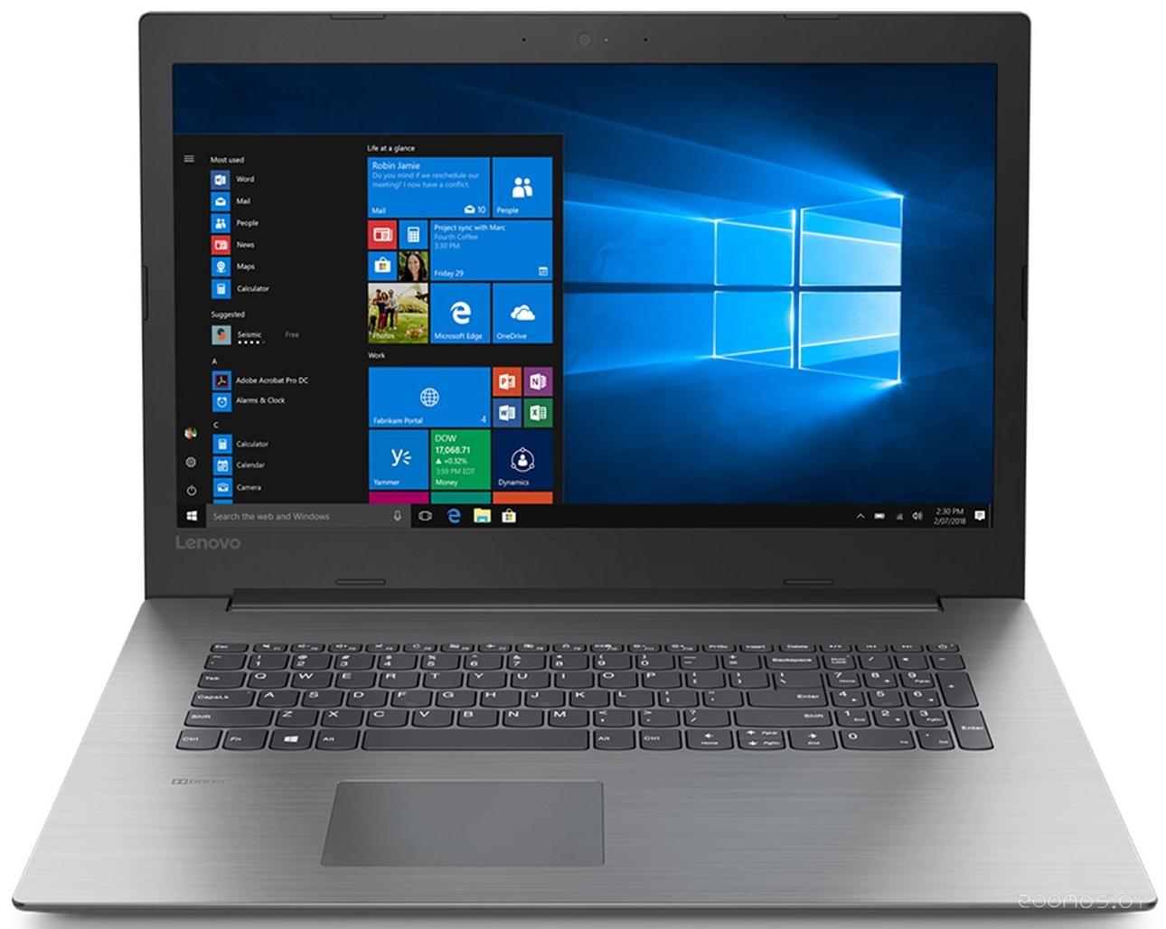 Ноутбук Lenovo IdeaPad 330-17AST (81D7003PRU)