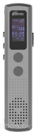 Диктофон Ritmix RR-120 4Gb (Silver)
