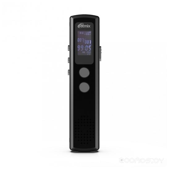 Диктофон Ritmix RR-120 8Gb (Black)