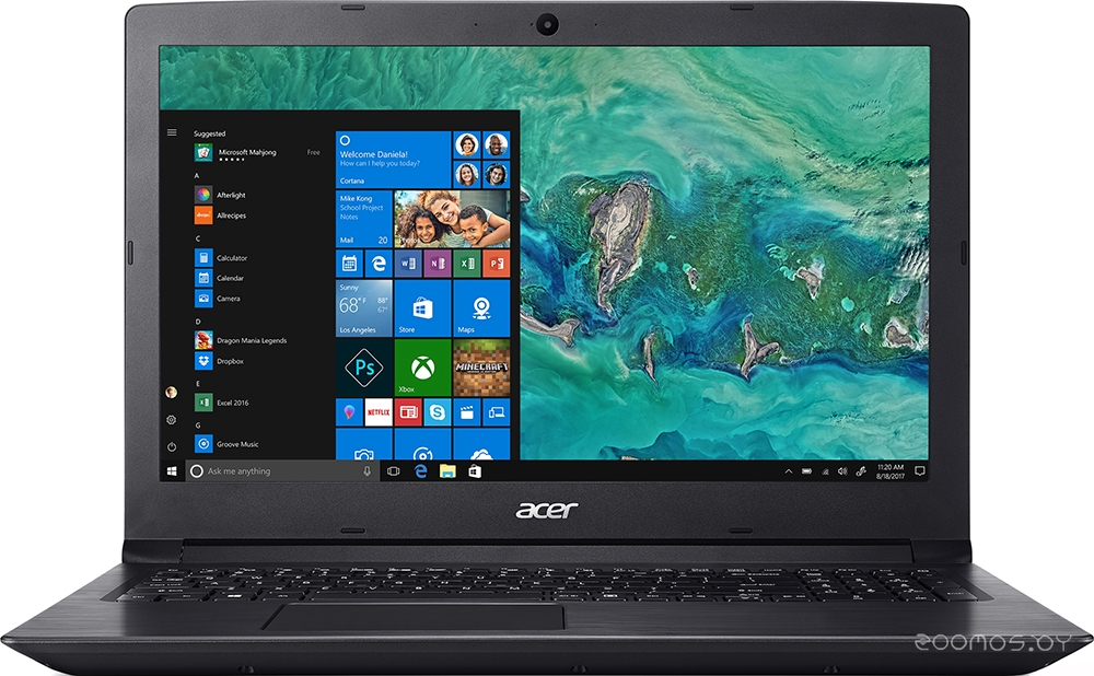 Ноутбук Acer Aspire A315-41-R2D7 (NX.GY9ER.009)