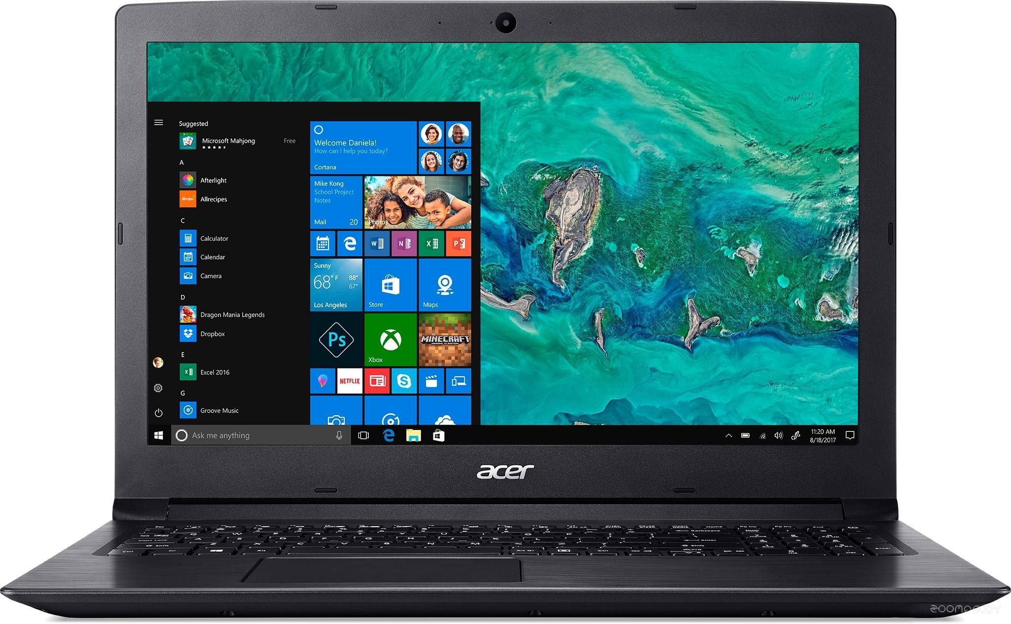 Ноутбук Acer Aspire A315-53-52LK (NX.H38ER.003)