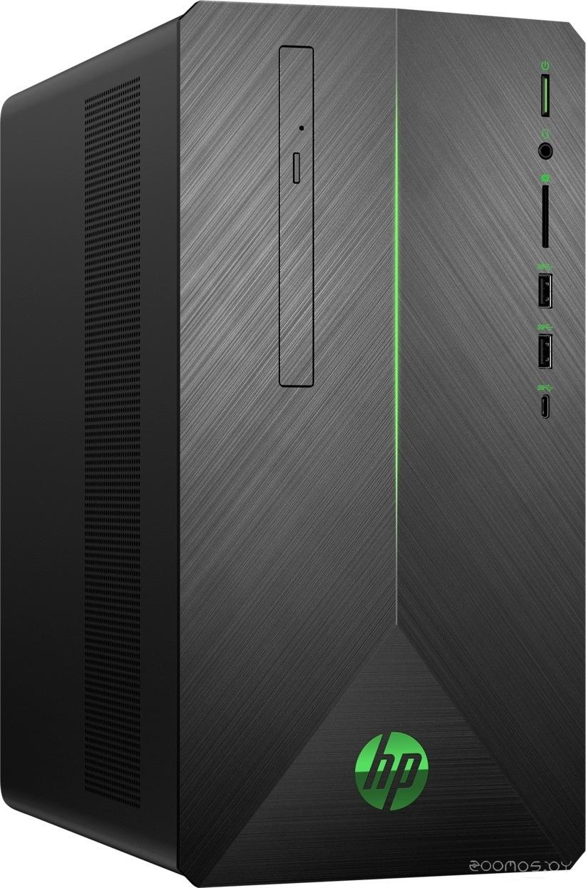 Компьютер HP Pavilion Gaming 690-0009ur 4JY82EA