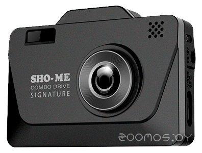 Автомобильный видеорегистратор Sho-Me Combo Drive Signature GPS/GLONASS