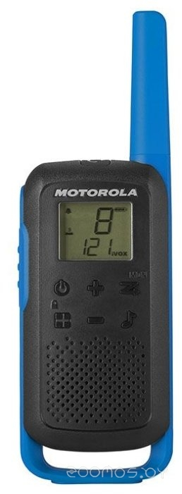 Портативная радиостанция Motorola Talkabout T62 (Blue)