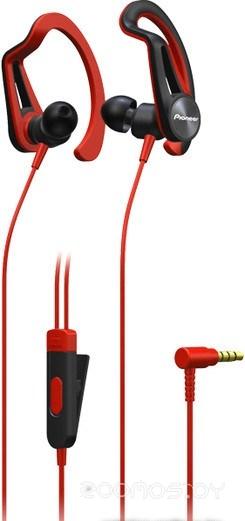 Наушники Pioneer SE-E5T (Red)
