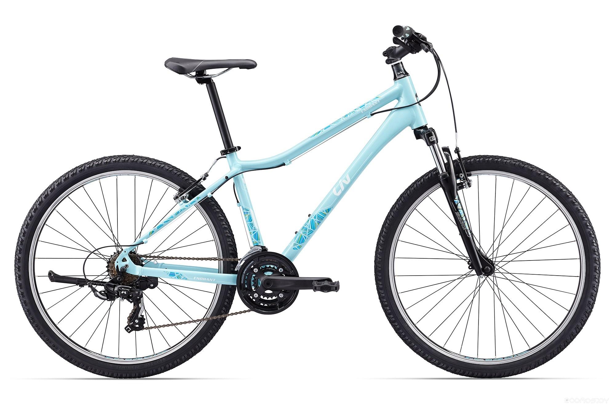 Велосипед Giant Liv Enchant (2017) 26M (Blue-White)