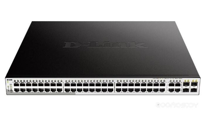 Коммутатор D-LINK DGS-1210-52MP/F1A