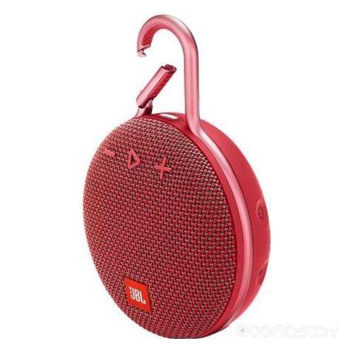 Портативная акустика JBL Clip 3 (Red)