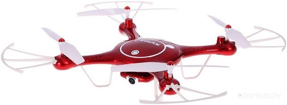 Квадрокоптер Syma X5UW (Red)