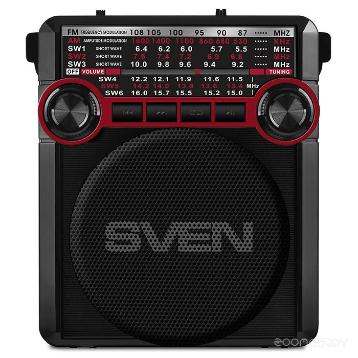 Радиоприемник Sven SRP-355 (Red)