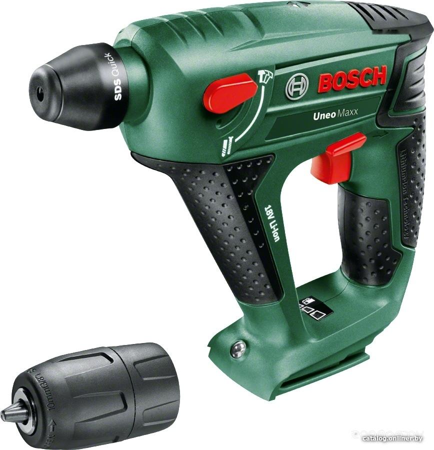 Перфоратор Bosch Uneo Maxx (без АКБ и зарядного устройства)