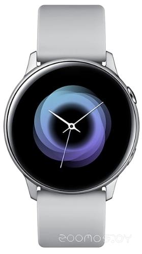 Умные часы Samsung Galaxy Watch Active (Silver)