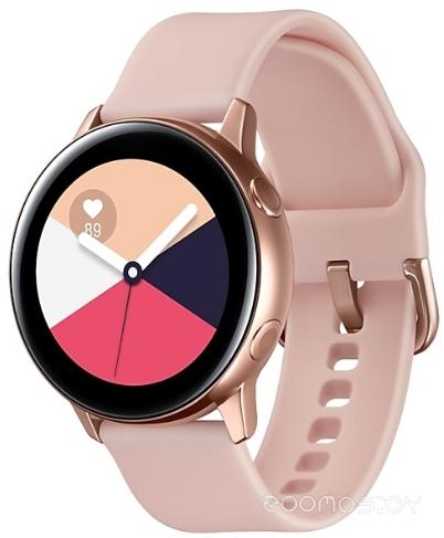 Умные часы Samsung Galaxy Watch Active (Gold)