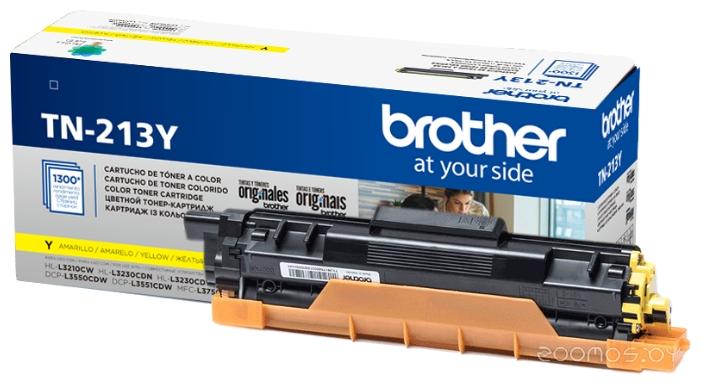 Картридж Brother TN-213Y